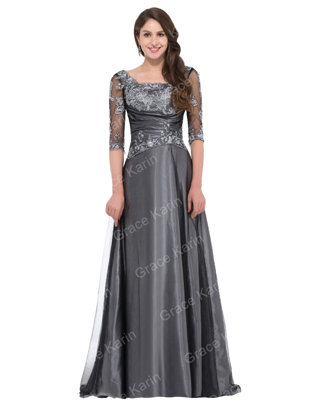Mother of the Groom Steampunk Wedding Dresses
