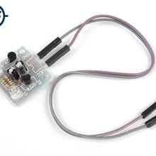 3pcs/lot DIY Kit Simple Flash LED Light Circuit Simple flash
