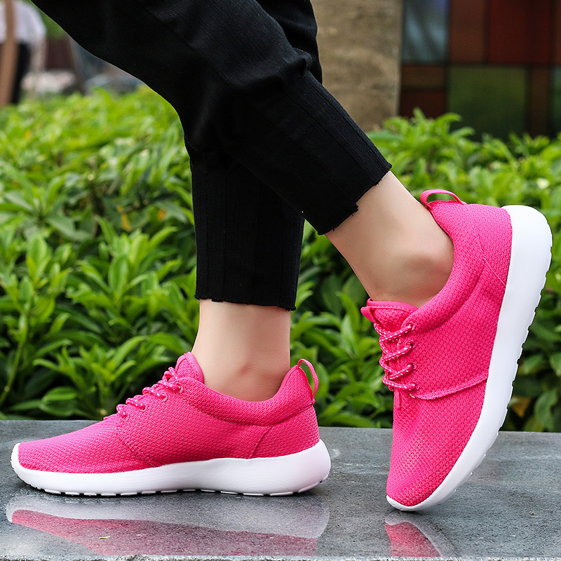 CASMAG Classic Men and Women Sneakers Outdoor Walking Lace up Breathable Mesh Super Light Jogging Sports Running Shoes 30