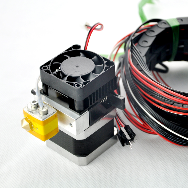 ФОТО WANHAO 3d printer I3 V2.1 i3- MK10 single extruder