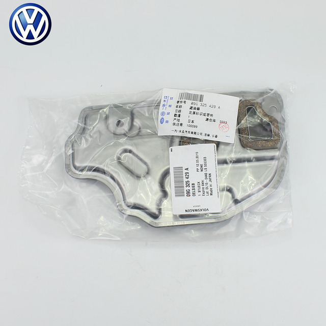 OEM Automatic Transmission Filter Replace 09G 325 429 A For VW Jetta MK2  Golf MK6 Passat B6 Jetta MK5/6-in Automatic Transmission & Parts from