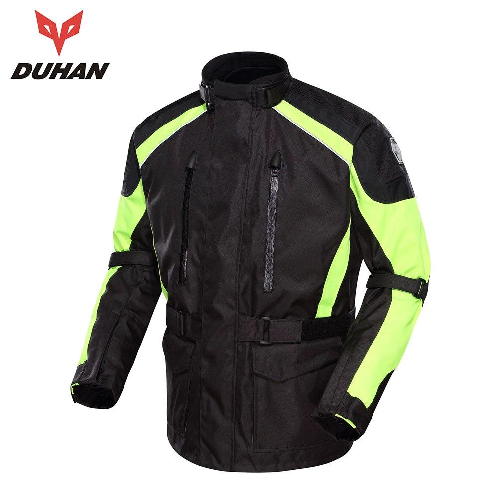 DUHAN Motorcycle Jacket Տղամարդկանց Motocross - Պարագաներ եւ պահեստամասերի համար մոտոցիկլետների - Լուսանկար 2