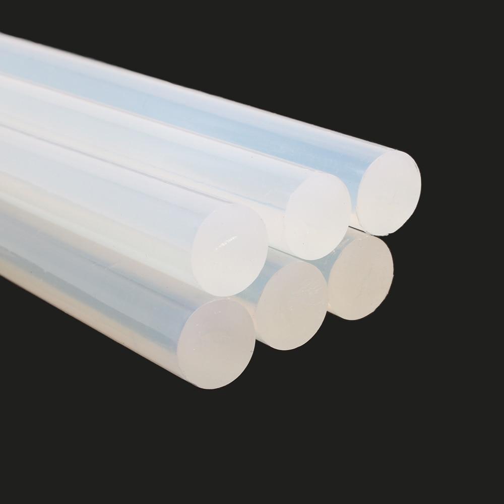 11mm Transparent Hot Melt Glue Stick For Heat Pistol Electric Glue High Viscosity Glue Stick Repair Tool Kit DIY Product Repair