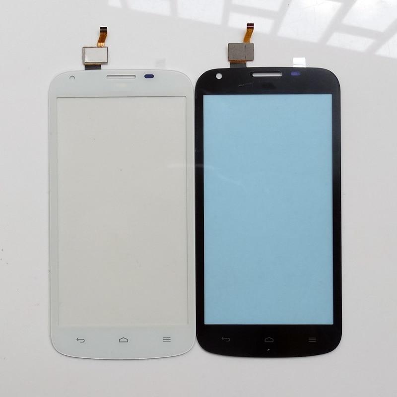 """החלפת Digitizer מסך מגע עבור Y 600 5.0 """"טלפון נייד לוח מגע עבור Huawei Ascend Y600 חזית זכוכית מסך מגע חיישן"""