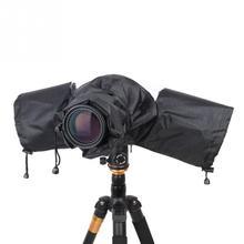 Professional Waterproof Camera Cover PVC Rain Coat Case Bag Protector for Nikon