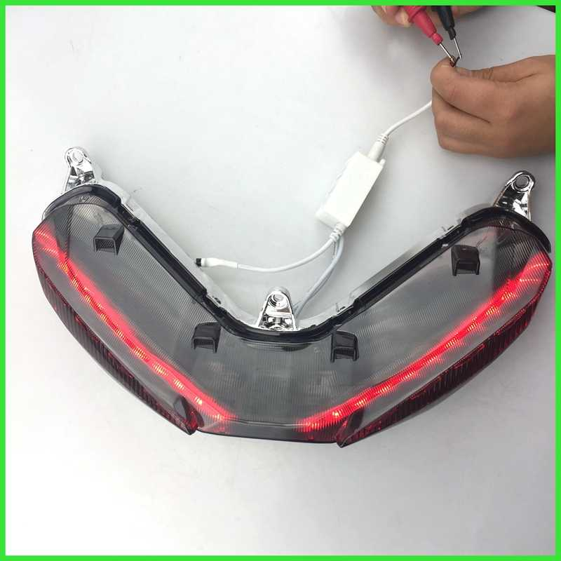 Motorcycle headlight headlamp front lamp modified LED rainbow turn light  for YAMAHA Exciter150 MXKING150 Y15ZR GB150 LC150