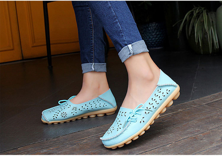 AH 911-2 (20) Women's Summer Loafers Shoes