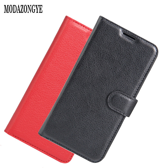 competitive price 095d5 23ca7 Lenovo K6 Note Case Lenovo K53a48 Case Cover 5.5 Luxury PU Leather Wallet  Phone Case For Lenovo K6 Note K53a48 Case Flip Cover