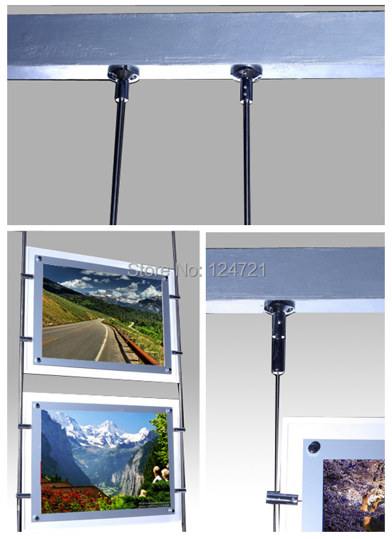 frame de aluminio magro lightobox display lightbox snap magro 03