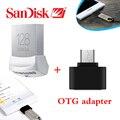 100% Оригинал SAMSUNG USB Flash Drive 64 ГБ 32 ГБ 16 ГБ Pen Drives 128 ГБ USB 3.0 U Диск + OTG адаптер для Android Смартфон