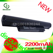 Golooloo Battery For Dell Inspiron Mini 10 mini10 11z 1011 1011n 1011v 312-0867 312-0907 312-0908 312-0931 312-0935 453-10120(China)