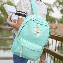 Miwind женщины рюкзак холст рюкзаки softback сумки марки Сумка Элегантный дизайн случайные рюкзаки для девочек рюкзак WUB09