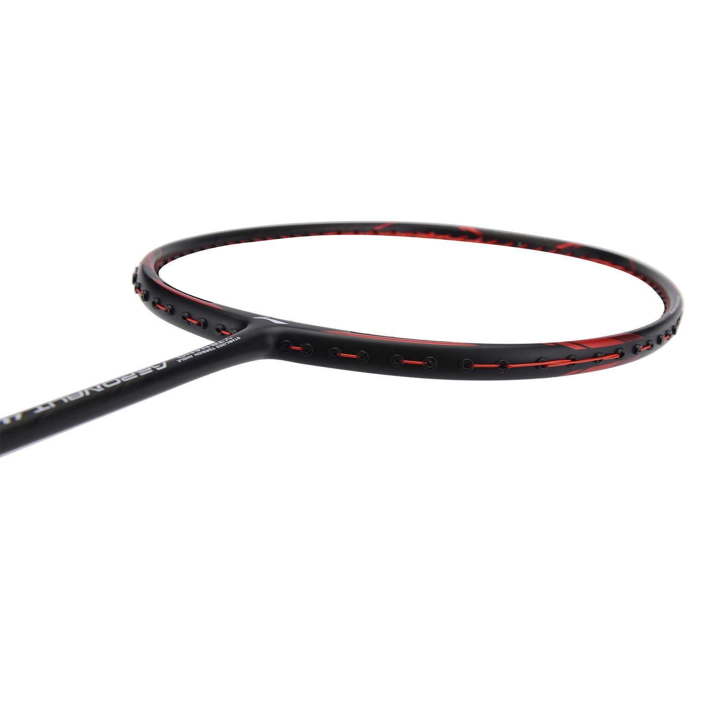 2019 100% Genuine Li Ning Carbon Fiber Badminton Racket 3d Calibar 600 Offensive And Defensive Raquette De Badminton