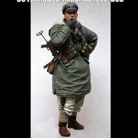 1/16 Resin Character Soldier Model Throw Kharkov