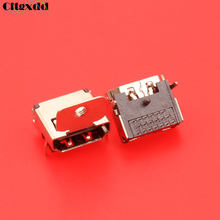 cltgxdd 19 pin HDMI Jack Female Socket interface connector 90 degree 3 rows pin (7pin+6pin+6pin) With fixed screw holes(China)