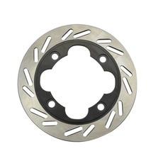 GOOFIT Longding Front Disc Brake Plate for dirt bike C029-703