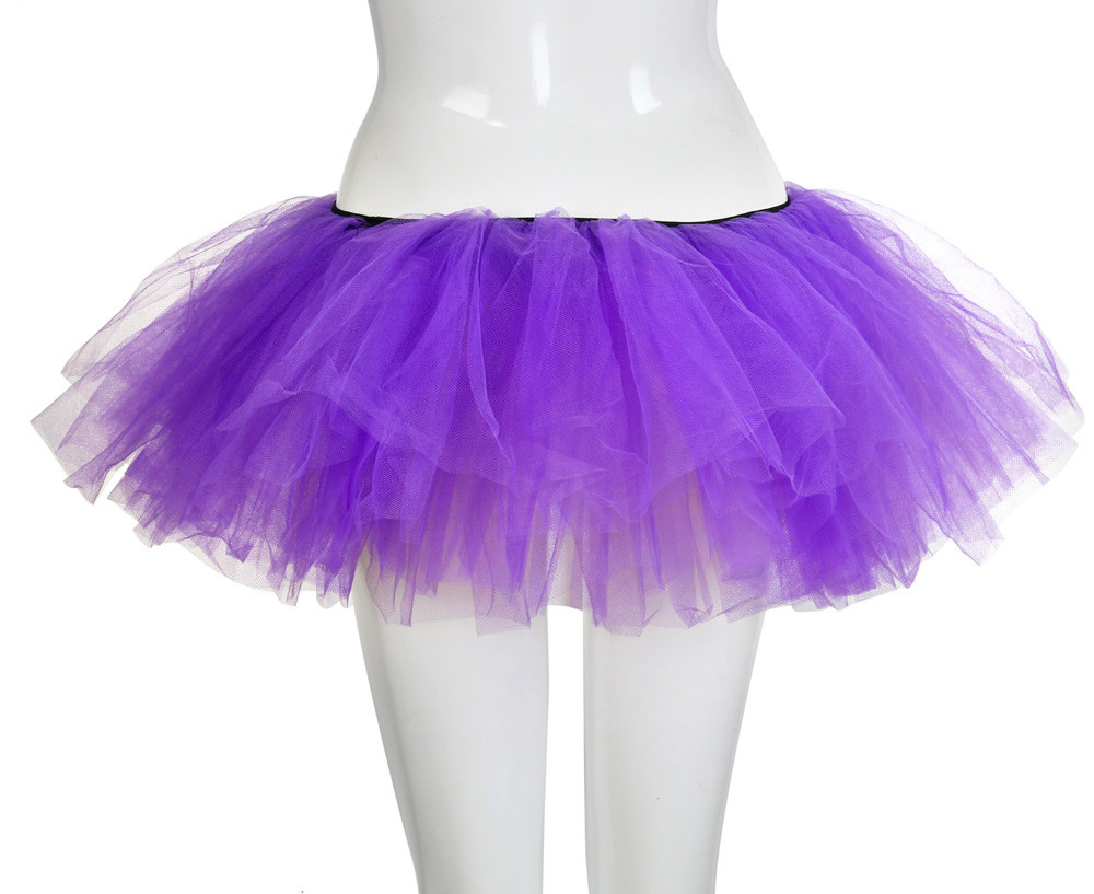 2019 MAXIORILL NEW Hot Sexy Fashion Pretty Girl Elastic Stretchy Tulle Adult Tutu 5 Layer Skirt Wholesale T4 67