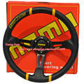 Drifting Car Steering Wheel Deep Dish MOMO Racing Steering Wheel