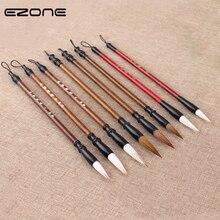 EZONE Волчья кисть для каллиграфии китайская кисть для рисования кисти для рисования акварелью школьные принадлежности