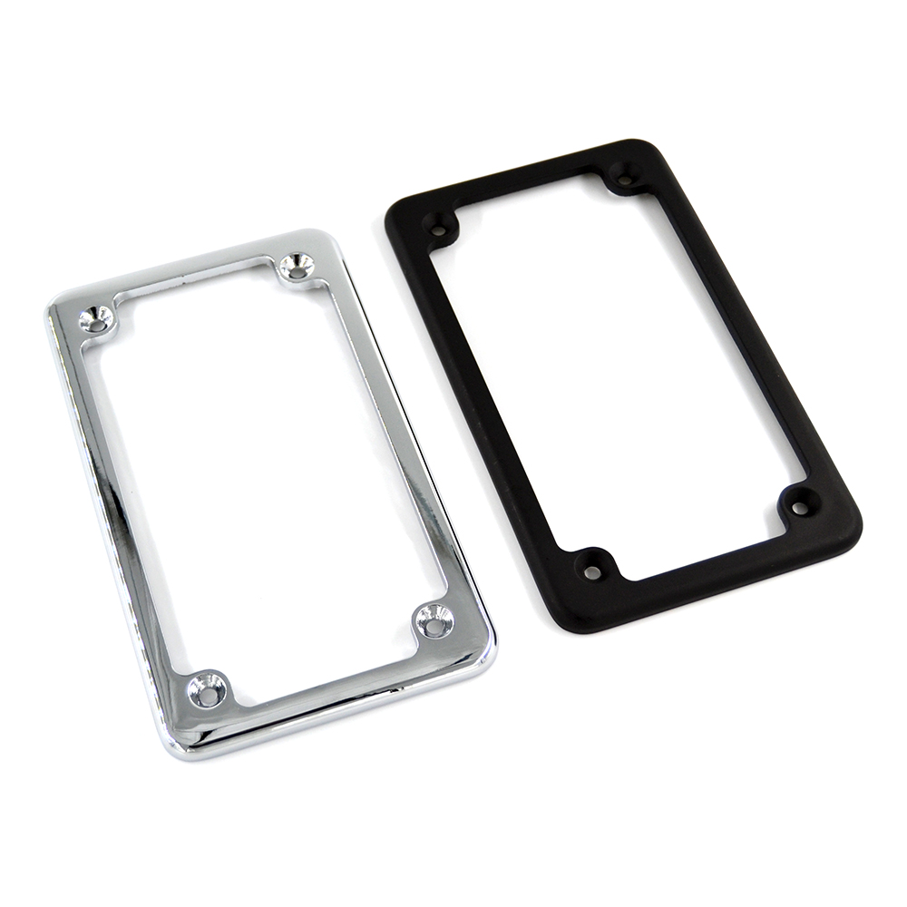Nice Motorcycle Tag Frame Motif - Framed Art Ideas - roadofriches.com