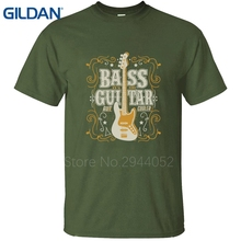 "Christian T-Shirt "" Bass Guitar"""