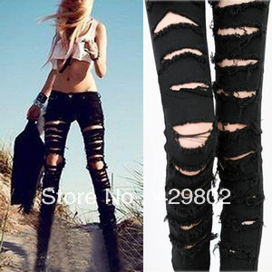 Popular Ripped Off Jeans-Buy Cheap Ripped Off Jeans lots from ...