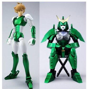 In voorraad u jia model Seiji Datum Yoroiden Samurai Troopers Ronin Warriors action figure speelgoed metal armor-in Actie- & Speelgoedfiguren van Speelgoed & Hobbies op  Groep 1