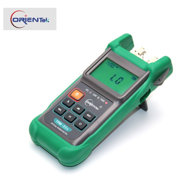 2-in-1 Optical Power Meter Network Cable Test fiber tester