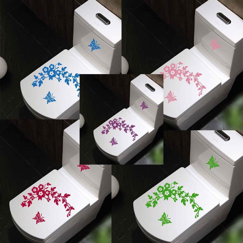 Erfly Vine Flower Vinyl Wall Art Stickers Decals Graphics