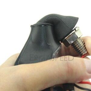 Image 5 - Indicadores de sinal volta da motocicleta universal led 12 v piscas flexível dobrável lâmpada luz para ktm kawasaki yamaha honda