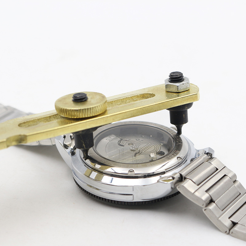 Adjustable Remover Repair Wrench Watchmaker Repair Tool Watch Back Case Cover Opener