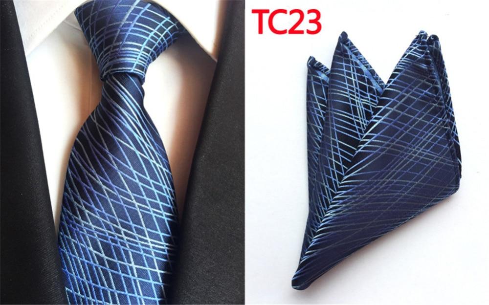 Cityraider Brand New Floral Print Slim Silk Necktie Ties For Men Neckties Slim Yellow Handkerchief With Match Tie 2pcs Set Cr014 Apparel Accessories