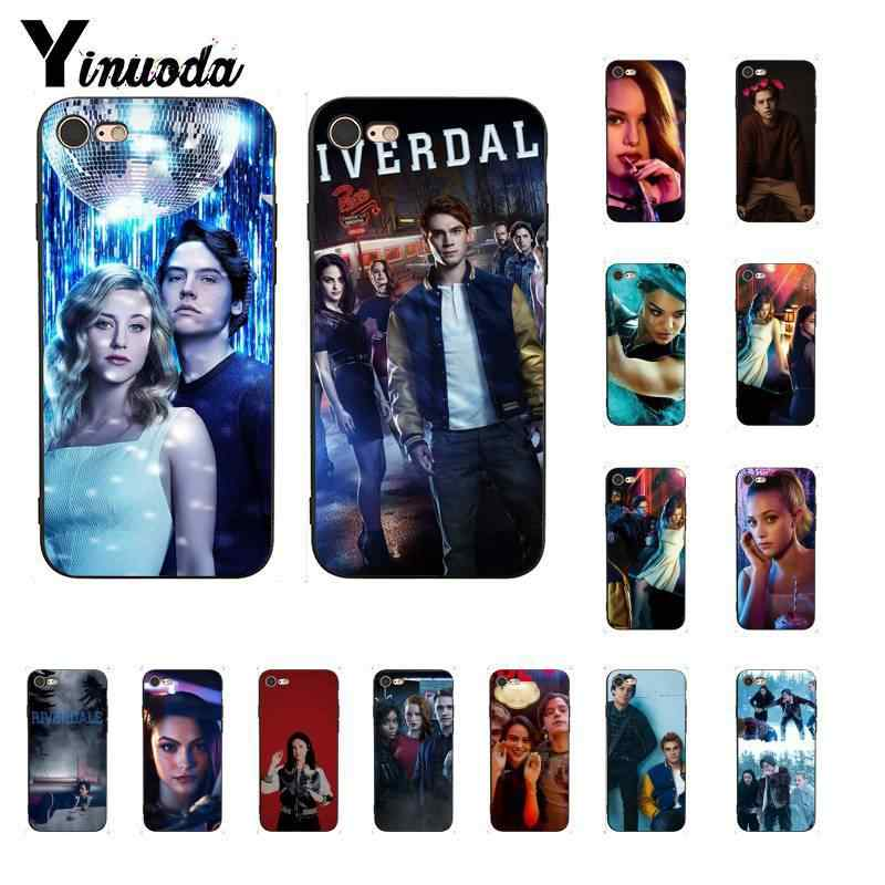Yinuoda Archie Betty Jughead Jones Veronica Riverdale Luxury Design PhoneCase for iPhone6S 6plus 7 7plus 8 8Plus X XsMAX 5 5S XR