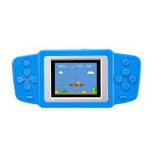 2.5 inch Portable Handheld Video Game Console Rechargable Game Player Built-in 268 Games