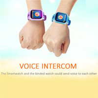 Waterproof Children Kids Smart Toy Touch Phone Call For Android/IOS GPS SOS Call Location Finder Walkie Talikies Toys