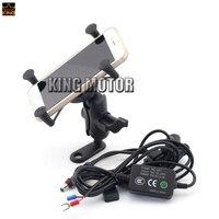 For KTM DUKE 125 200 390 690 690R Motorcycle Navigation Frame Mobile Phone Mount Bracket With