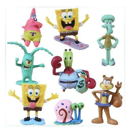 Online Get Cheap Spongebob Christmas Toys -Aliexpress.com ...