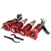 36 level adjust damper height Coilovers For Honda Civic EM2 2001 2005 Coil Suspension Spring Strut absorber Airmatic
