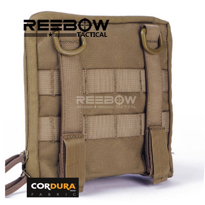 Tactical Outdoor Utility Organizer Pouch Men 1000D CORDURA MOLLE EDC Құрал-саймандары Аксессуарлар Waist Bag Hiking Camping Military