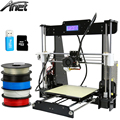 Anet A8 Large Printing Size Precision Reprap Prusa i3 DIY 3D Printer kit with Filament &Card& Video Free