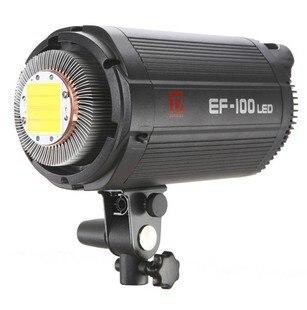 CD50 Jinbei солнечные лампы ef-100 небольшие длинные светодиодные для selfie свет студии
