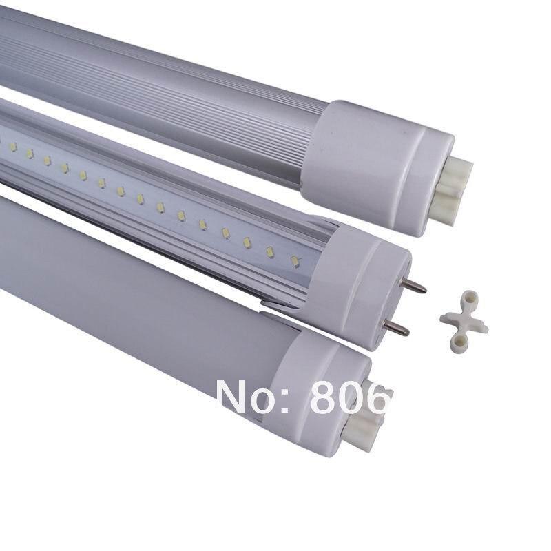 4FT LED T8 lumière pourpre VU tube pour polymériser la gélatine KTV hôtel bar atmosphère lampe CE ROHS FCC certification 85-265 V universel