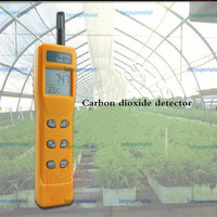 AZ7752 CO2 sensor gas analyzer carbon dioxide monitor CO2 gas detector air quality monitor with temperature tester meter