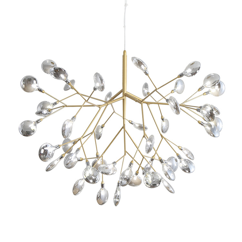 Post Modern Firefly Chandelier Light 36 45 Light G4 Led Lamp 110v