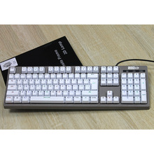 Backlit Keyboard mechanical  gaming keyboard keycaps keypad gamer clavier usb illuminated for P