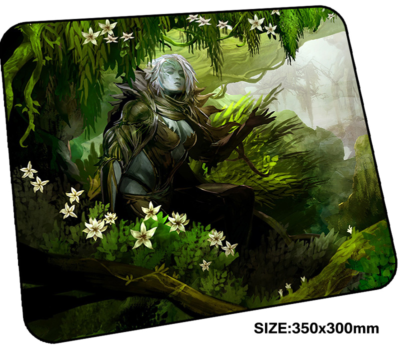 guild wars mousepad gamer 350x300x3mm gaming mouse pad Adorable notebook pc accessories  ...
