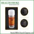 10 pçs/lote RBA Fundida Clapton Bobinas de Aquecimento para SMOK Smok TFV8 Nuvem Besta Tanque Atomizador