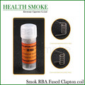 10 unids/lote RBA Fundido Clapton Serpentines de Calefacción para SMOK Smok TFV8 Bestia Nube Atomizador Tanque