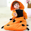 Animal Baby Sleeping Bag For Newborn Infant Fall Winter Keep Warm Prevention Kicking Quilt Cotton Sleepsacks Sleepwear with hat