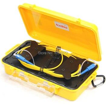 OTDR Dead Zone Launch Cable Box/Fiber Ring/1000m SM 1310/1550nm